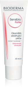 Bioderma Sensibio Forte Moisturizing And Soothing Cream for Sensitive, Redness-Prone Skin