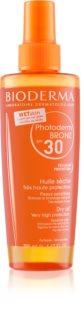 Bioderma Photoderm Bronz védő száraz olaj spray változatban SPF30