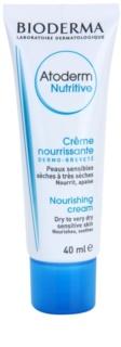 Bioderma Atoderm crema nutritiva  para pieles secas y muy secas