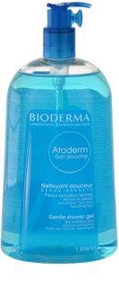 Bioderma Atoderm gyengéd tusfürdő gél száraz és érzékeny bőrre