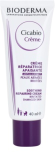 Bioderma Cicabio Creme Antibacterial Cream Against Irritation And Itching