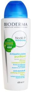 Bioderma Nodé P шампунь проти лупи для жирного волосся