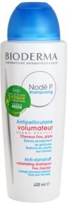 Bioderma Nodé P šampon proti lupům pro jemné a zplihlé vlasy