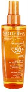 Bioderma Photoderm Bronz Dry Sun Oil SPF 50+