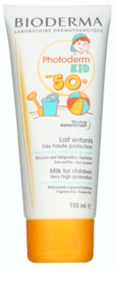 Bioderma Photoderm Kid mleczko do opalania SPF 50+