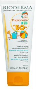 Bioderma Photoderm Kid ochranné opalovací mléko pro děti SPF 50+