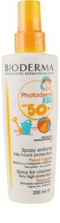 Bioderma Photoderm Kid защитен спрей за деца SPF 50+