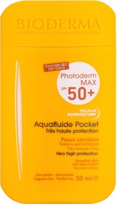 Bioderma Photoderm Max fluid protector mat pentru fata SPF 50+