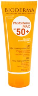 Bioderma Photoderm Max Sun Milk For Intolerant Skin SPF 50+
