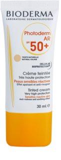 Bioderma Photoderm AR creme solar para pele intolerante SPF 50+