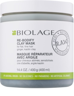 Biolage RAW Uplift Clay Mask For Fine Hair And Hair Without Volume
