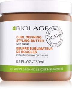 Biolage RAW Styling Curl Defining Styling Butter with Cacao