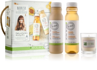 Biolage RAW Nourish Kosmetik-Set  I.