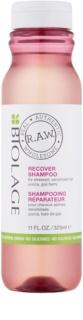 Biolage RAW Recover відновлюючий шампунь для слабкого волосся