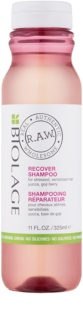 Biolage RAW Recover Regenerating Shampoo For Weak Hair