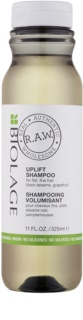 Biolage RAW Uplift Volumising Shampoo for Fine Hair