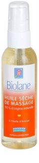 Biolane Baby Care masážní suchý olej