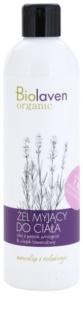 Biolaven Body Care relaksacijski gel za prhanje z eteričnimi olji