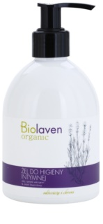 Biolaven Body Care gel de higiene íntima
