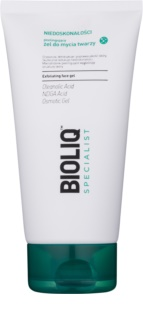 Bioliq Specialist Imperfections gel esfoliante de limpeza