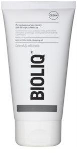 Bioliq Clean gel de limpeza com efeito antirrugas