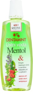Bione Cosmetics Dentamint enjuague bucal