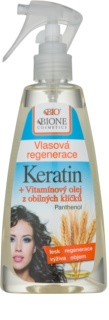 Bione Cosmetics Keratin Grain spülfreie Haarpflege im Spray