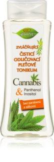 Bione Cosmetics Cannabis čisticí a odličovací pleťové tonikum