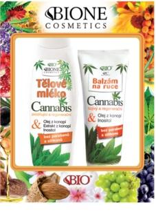 Bione Cosmetics Cannabis kozmetični set I.