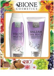 Bione Cosmetics Exclusive Q10 kozmetika szett I.