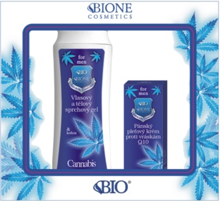 Bione Cosmetics Men Cosmetica Set  II.