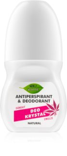 Bione Cosmetics Cannabis Roll-On Deodorant  met Rozen Geur