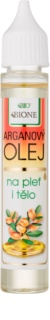 Bione Cosmetics Face and Body Oil arganový olej na tvár a telo