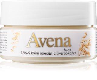 Bione Cosmetics Avena Sativa krema za tijelo za osjetljivu kožu