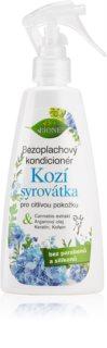 Bione Cosmetics Kozí Syrovátka condicionador sem enxaguar em spray