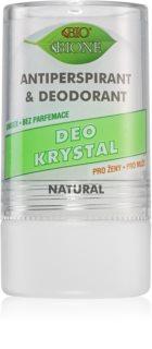Bione Cosmetics Deo Krystal  Mineral Deodorant