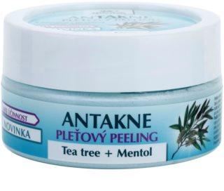 Bione Cosmetics Antakne peeling do twarzy i ciała