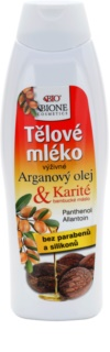 Bione Cosmetics Argan Oil + Karité nährende Körpermilch