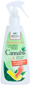 Bione Cosmetics Cannabis Spray For Legs