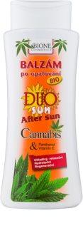 Bione Cosmetics DUO SUN Cannabis bálsamo after sun