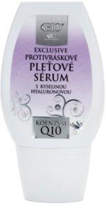 Bione Cosmetics Exclusive Q10 Antifalten Serum mit Hyaluronsäure