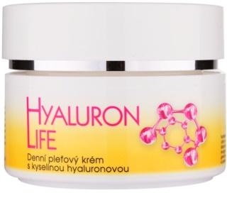 Bione Cosmetics Hyaluron Life crème de jour visage à l'acide hyaluronique