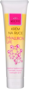 Bione Cosmetics Hyaluron Life Hand Cream with Regenerative Effect