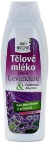Bione Cosmetics Lavender lait corporel nourrissant