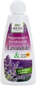 Bione Cosmetics Lavender après-shampoing régénérant