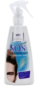 Bione Cosmetics SOS spray pour stimuler la repousse des cheveux