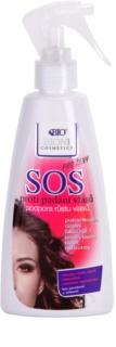 Bione Cosmetics SOS spray a haj egészséges növekedéséért a hajgyökerektől