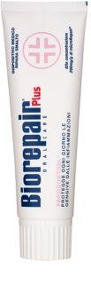 Biorepair Plus Parodontal pasta para fortalecer el esmalte dental para la piorrea