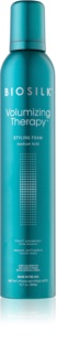 Biosilk Volumizing Therapy Hair Mousse Medium Control