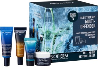 Biotherm Blue Therapy Multi Defender SPF25 Cosmetic Set III. (For Regeneration And Skin Renewal)